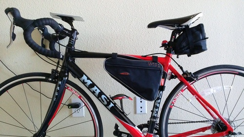Buy Cheap Ibera Bicycle Triangle Frame Bag Best Folding Bike Reviews
