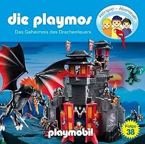 Die Playmos / Folge 38 / Das Geheimnis des Drachenfeuers