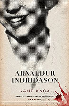 Amazon.com: Kamp Knox (Icelandic Edition) eBook: Arnaldur Indriðason