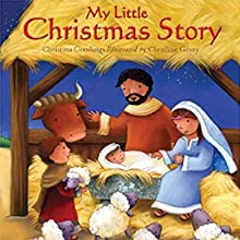 My Little Christmas Story Audiobook by Christina Goodings Narrated by Gemma Hunt