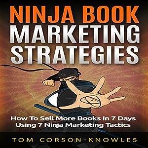 Ninja Book Marketing Strategies Audiobook
