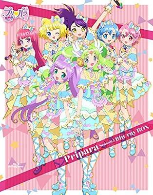 【Amazon.co.jp限定】プリパラ Blu-ray BOX(特大トートバッグ付き)