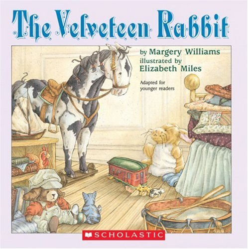 Velveteen Rabbit (paperback & audio cd)