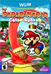 Paper Mario: Colour Splash - Wii U
