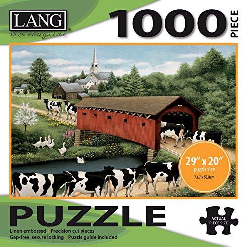 Lang Cows Cows Cows Puzzle (1000 Piece)