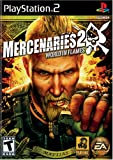 Mercenaries 2: World in Flames - PlayStation 2