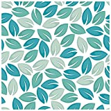 Xcellence Home Decor Wallpaper (Vinyl, Multi color, 96inch x 48 inch)