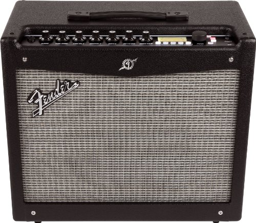 Fender Mustang III 100-Watt 1x12-Inch Guitar Combo Amplifier - Black