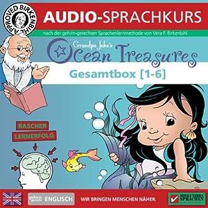 Englisch gehirn-gerecht: Ocean Treasures 1 - 6 (Birkenbihl Sprachen) | [Katiuscia Giusti]
