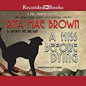 A Hiss Before Dying | Rita Mae Brown, Sneaky Pie Brown