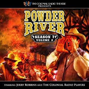Powder River - Season 7, Vol. 2 Radio/TV Program