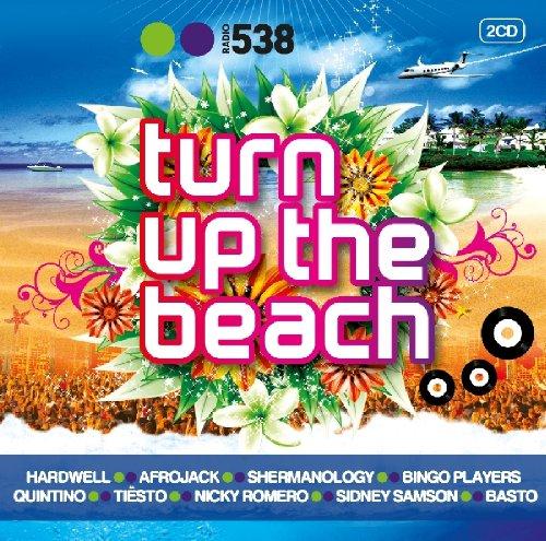 Various Artists - Radio 538: Turn Up The Beach - Zortam Music