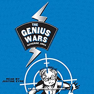 The Genius Wars Audiobook