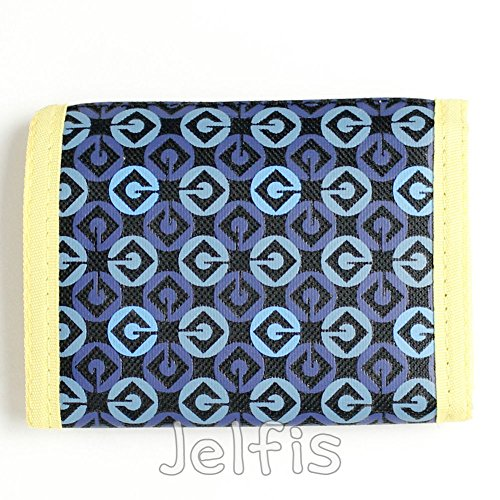 Despicable-Me-Minions-at-Work-Boys-Velcro-Trifold-Wallet