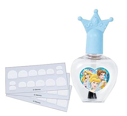 Change Nail Seal Set Princess Blue Disney Princess get water (japan import)