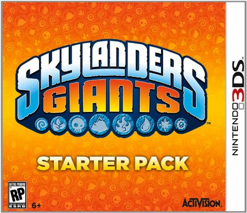 Skylanders Giants Starter Kit - Nintendo 3DS