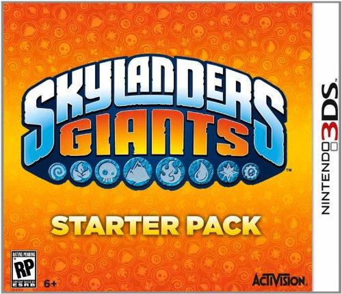 Skylanders Giants Starter Kit - Nintendo 3DS