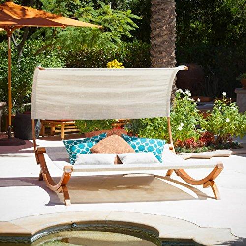 Rosalie-Outdoor-Patio-Swing-Sunbed-Canopy-Set