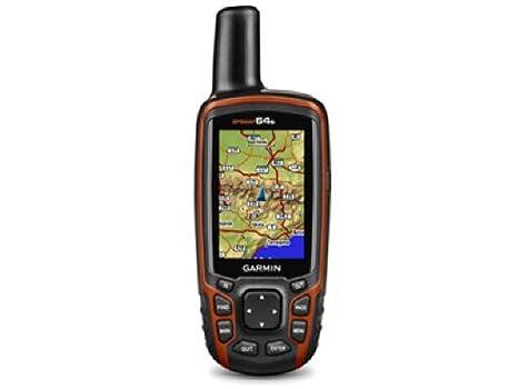 GARMIN GPSMAP 64S GB DISCOVERER BUNDLE PLUS FREE ACCESSORIES