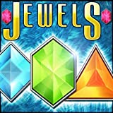 Jewels matching game for Kindle