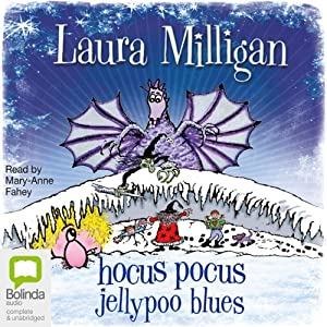 Hocus Pocus and the Jellypoo Blues Audiobook