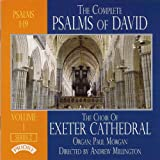 New Series: The Complete Psalms of David Vol 1 - Series 2 (Psalms 1-19) Exeter Cathedral Choir