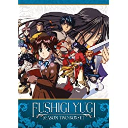 Fushigi Yugi Season Two Boxset