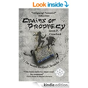 Chains of Prophecy at Amazon