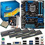 INTEL Core i7 3770K OC 4.4Ghz, ASUS P8Z77-V LX2, 16GB 1600Mhz DDR3 Patriot Viper Xtreme Division 2 Performance Memory & ThermalTake Contac21 Cooler OVERCLOCKED Bundle