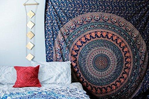 jaipur-grand-mandala-tapisserie-mur-traditionnel-suspendu-couvre-lit-indien-reine-couvre-lit-bohemia