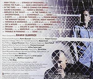 オリジナル・テレビジョン・サウンドトラック「プリズン・ブレイク」