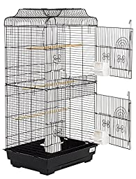 Liberta UK 92 by 46 by 36cm Lotus Bird Cage, Large