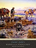 img - for Riders of the Purple Sage, with eBook book / textbook / text book