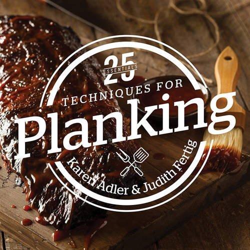 25 Essentials: Techniques for Planking (Cedar Wine Press compare prices)