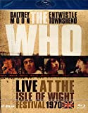 echange, troc  - The Who - Live At The Isle Of Wight [Blu-ray]