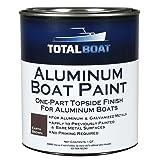 TotalBoat Aluminum Boat Paint (Earth Brown, Quart) (Color: Earth Brown, Tamaño: Quart)