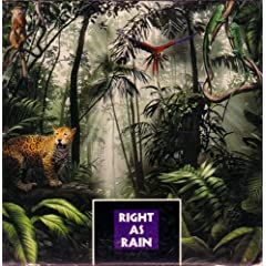 Right As Rain by Steven Feld/Mickey Hart, Paul Winters, Merl Saunders, Jerry Garcia and Derrik Jordan
