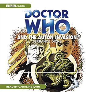 Doctor Who and the Auton Invasion Audiobook