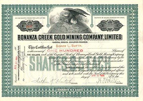 Buy Bonanza Creek Now!