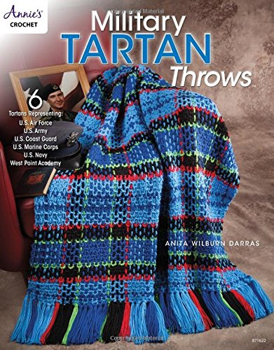 Military Tartan Throws