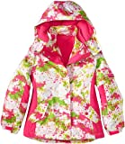 Big Chill Girls 7-16 Systems Jacket With Paint Splatter