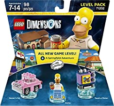 Simpsons Level Pack - LEGO Dimensions