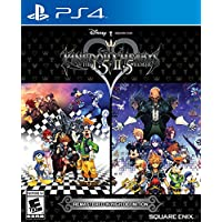 Kingdom Hearts Standard Edition HD 1.5+2.5 ReMIX for PlayStation 4 by Square Enix