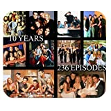 Customized Rectangle Mousepad Friends TV Show Mousepad Friends TV Show TV Actor Poster by Hot Fever