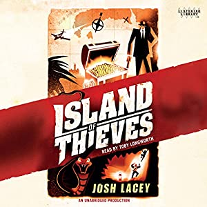 Island of Thieves Audiobook
