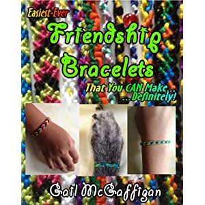 Easiest-Ever Friendship Bracelets That You Can Make... ...Definitely!