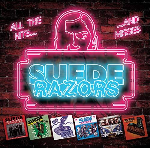 Vinilo : SUEDE RAZORS - All The Hits...