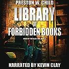 The Library of Forbidden Books: Order of the Black Sun Series, Book 8 Hörbuch von P.W. Child Gesprochen von: Kevin Clay