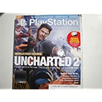 PlayStation Magazine; November 2009 (World First Preview: Uncharted 2, Modern Warfare 2; Assassins Creed 2; GTA ChinaTown; Rage)
