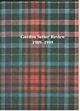 img - for Gordon Setter Review 1989-1995 book / textbook / text book